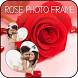 Rose Photo Frames : Beautiful Roses HD by Daily Social Apps