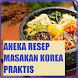 Aneka Resep Masakan Korea Praktis