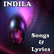 Indila Songs&Lyrics by andoappsLTD