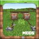 Command Block Mod Minecraft PE by MODS SKINS