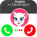 Call From My Talking Angela - Angela and tom by Veeega