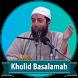 200+ Ceramah Kholid Basalamah MP3 Terbaru 2018 by BINERDEV