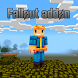 Map Fallout Craft addon for Minecraft PE by BigStone Apps
