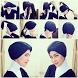 طرق لف الطرح 2015 by Sanaa Apps