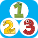 Flash Cards Numbers For Kids by GameNICA