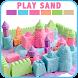 Cara Membuat Play Sand by R Droid