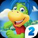 Danonino: Las aventuras Dino 2 by DANONE S.A.
