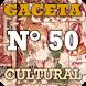 Gaceta Cultural del Perú Nº 50