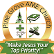 Pine Grove AME Church by TAmaker
