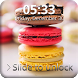 Macaroon Sweets PIN Screen Lock by Key Lock Skin