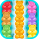 Gummy Bears Crush by EMRG Games- free games -girl games -match 3 games