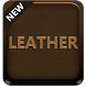 Leather GO Keyboard by SuperColor Themes