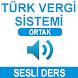 TÜRK VERGİ SİSTEMİ SESLİ DERS by yes kampus