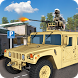 Military Jeep Parking Driving by Vector3 Solutions