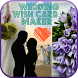 Wedding Wish Card Maker by Your App Choice