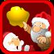 Gold miner: Santa and Reindeer by Hameo game studios
