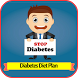 7 Day Diabetic Diet Plan: Diabetic Patients Diet by Copy Ninja