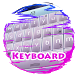 Pink halo TouchPal by Crazy emoji keyboard