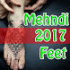 Mehndi Designs for Feet 2017 by Vibrant Solutions