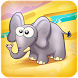 Slide puzzle game for kids by Inflame Studio