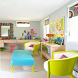 colorful home design by bluewater dev