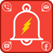 Flash On Notification Alerts by EdgeVizion Inc.