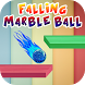 Falling Marble Ball by EMAZESOL