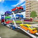 City Sports Car Truck Transport Simulator by Free Games Arcade