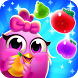 Chicken Fruit Splash - Line Match 3 by GoodLogic