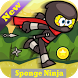 Sponge Ninja by Apps_dev