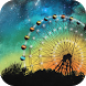 Shiny Sky Wheel Live Wallpaper by DynamicArt Creator