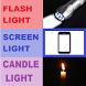 FlashLite, Candle, Screen Lite by heresapp