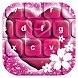 Cute Glitter Keyboard Themes by Dream Team Apps Design