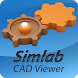 SimLab CAD Viewer by Simulation Lab software