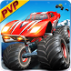 Monster Truck Racing Game: PVP by AceX Games