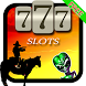 Cowboy V Aliens Free Slots! by BEATS N BOBS™ Mobile Games & Entertainment Apps