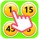 kids numbers puzzle brain test by allionater