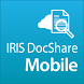 IRIS DocShare Mobile by I.R.I.S. Solutions & Experts S.A.