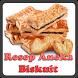 Resep Aneka Biskuit by NadinDev