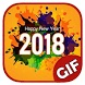 Happy New Year GIF HD 2018 by Successtech