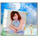 Merry Christmas Photo Frames by SoftFree2015