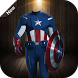 super hero photo suit by PhotoSuit Developer