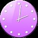 Minimal Clock Widget by Clock Live Wallpaper