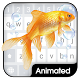 Animated Fish Keyboard- Koi &Clown Fish Themes by 7Level Apps