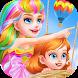 Rainbow Princess Magic Kingdom by Beauty Girls
