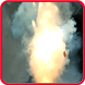 Fire explosions by Cosmic Mobile Wallpapers