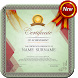 Certificate Maker by Mobi Digital Life