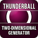 Lotto Winner for Thunderball by Spataru Dragos George