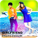 Girlfriend Photo Editor - Girlfriend Photo Frames by Benzyl Studios