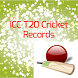 ICC T20 Cricket Records by xyzApps